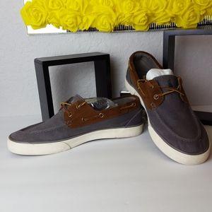 Ralph Lauren Polo Rylander Boat Shoes
